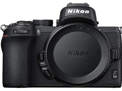Nikon Z50 Review image
