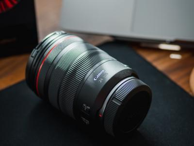 3 Lenses to Consider for the Canon EOS R5 image