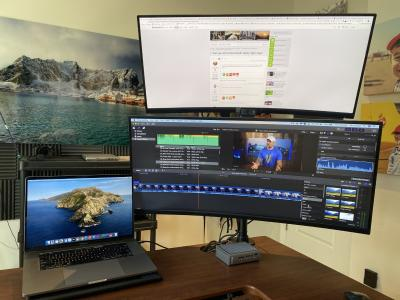 Why You Need a Curved Monitor for Photo ... image