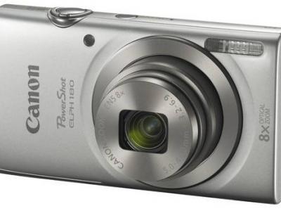 Canon Ixus 185 HS Review image