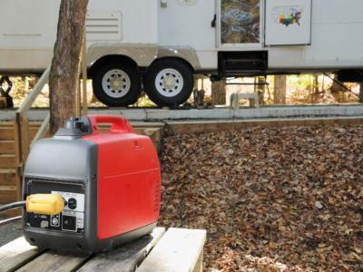 Propane Generator vs Gas for Camping: ... image