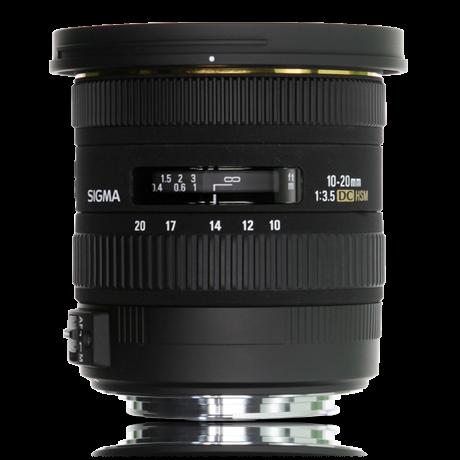 Sigma Wide Angle Zoom Lens image