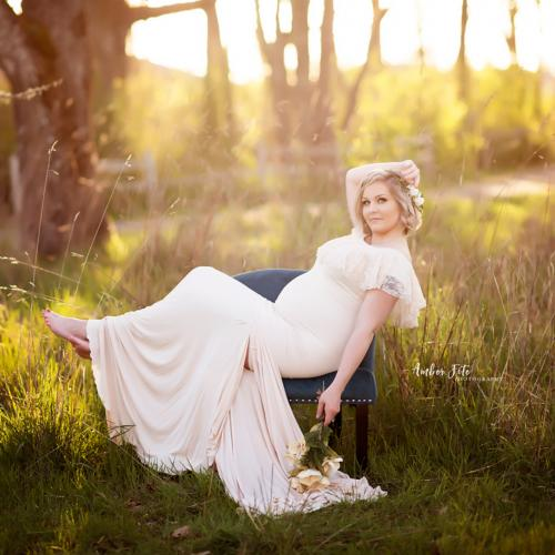 Beautiful Spring Maternity Photography Ideas