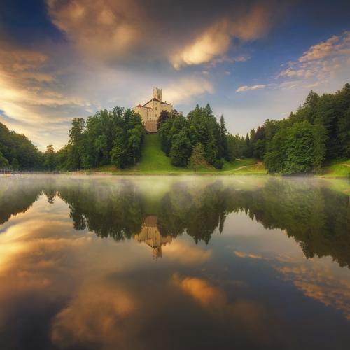 ...trakoscan castle XXX... by Roberto Pavic