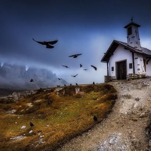 ...tre cime I... by Roberto Pavic