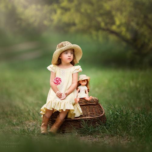 Summer Breeze by Lilia