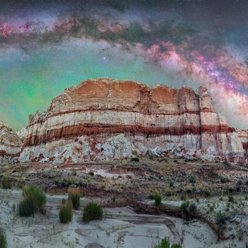 Utah Stripes by astrodave