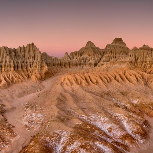 Ancient landscape by donnnnnny