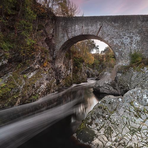 Dulsie bridge by donnnnnny
