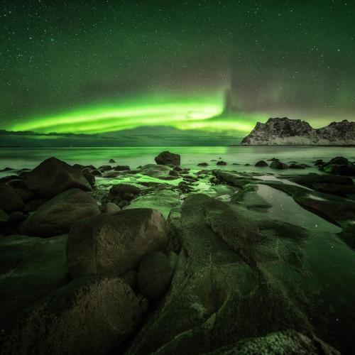 outworldish glow by Jens Klettenheimer
