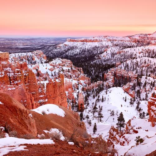 Bryce Canyon by DestinSparks