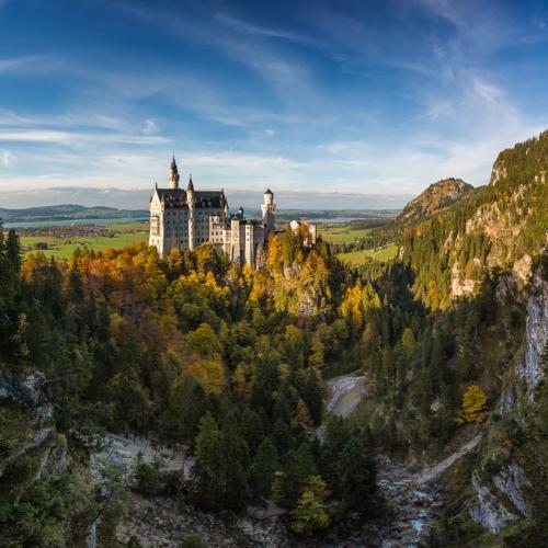 Castle by Paweł Uchorczak