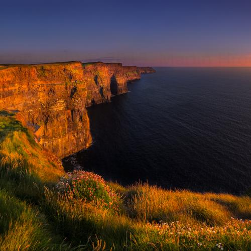 Cliffs Of Moher by MartinHroch