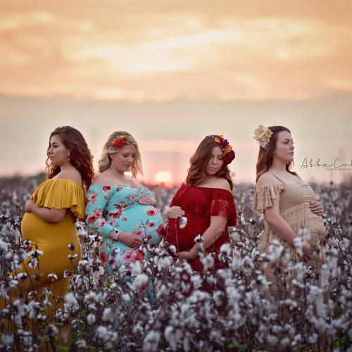 Maternity Gowns and Crowns by Sew Trendy™ Fashion & Accessories by Sew Trendy