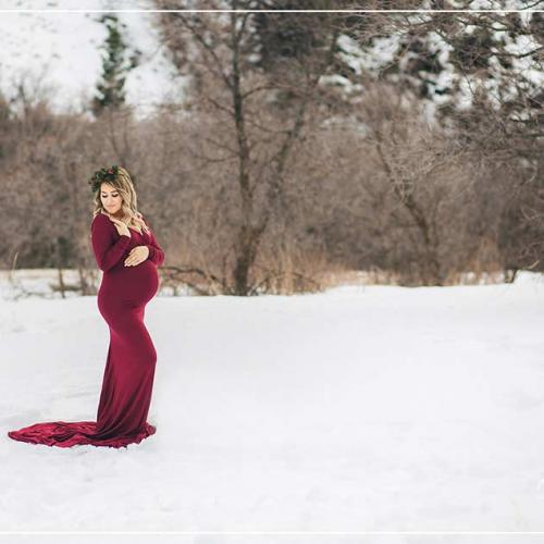 Creative Outdoor Maternity Photo Shoot Tips You Can Use Right Now