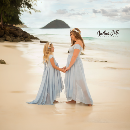 Fashion Gowns and Crowns by Sew Trendy™ Fashion & Accessories - Mommy & Me Set  by Sew Trendy