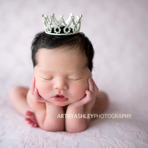 Newborn Photography Tip: How to Master Close-Up Shots