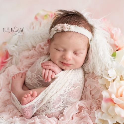 4 Spring Photo Ideas for Newborn Photography
