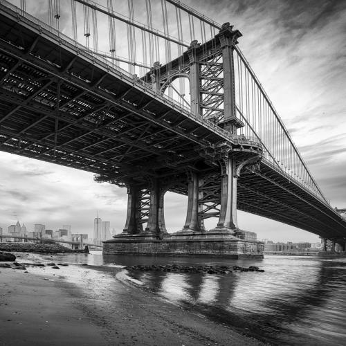 Manhattan Bridge by weisserphotography