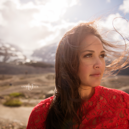 Portraits in High Places - Banff National Park by Amber Fite Photography