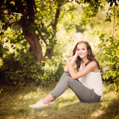 Amber Fite Photography - Senior Portraits by Amber Fite Photography