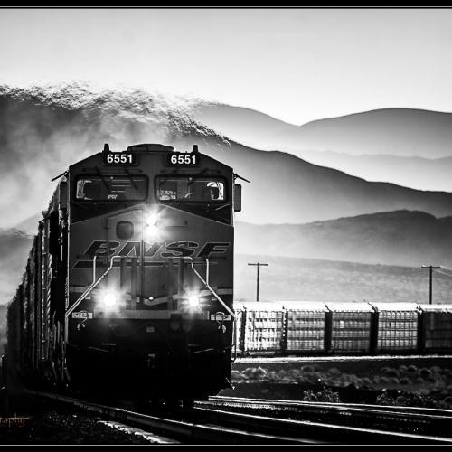 BNSF 6551 by Ken
