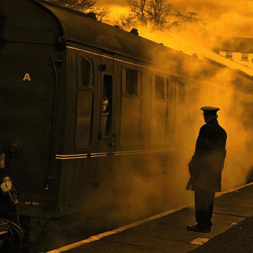 Golden  age  of   steam  2 by GordonSimpson