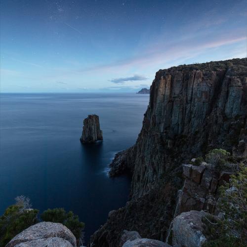 The Coast Divides by Serena Dzenis