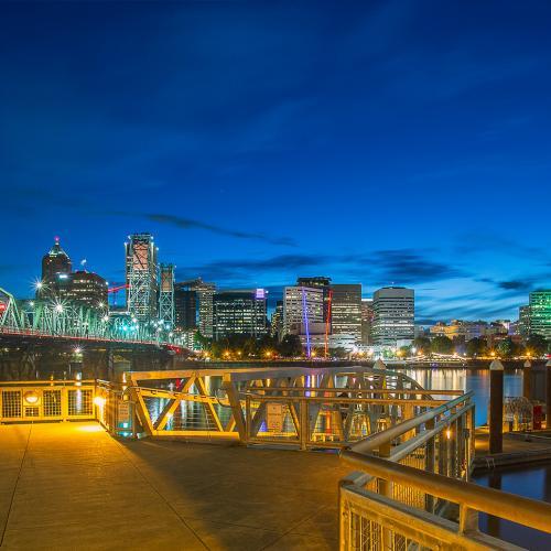 Portlandia by Stefan P Olsson