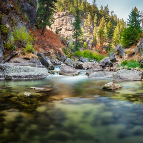 Middle Fork Payette by Brent Watkins