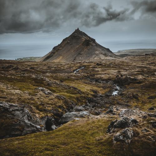 Snæfellsjökull National Park by sevenseph
