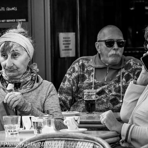 If Looks Could..., Paris by Mark Schumann