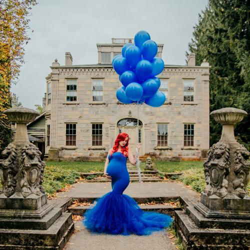 Royal Maternity by House of Rose Photogaphy
