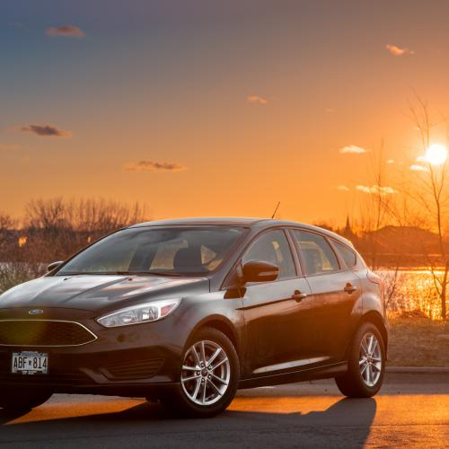Ford Focus Sunset by Levi