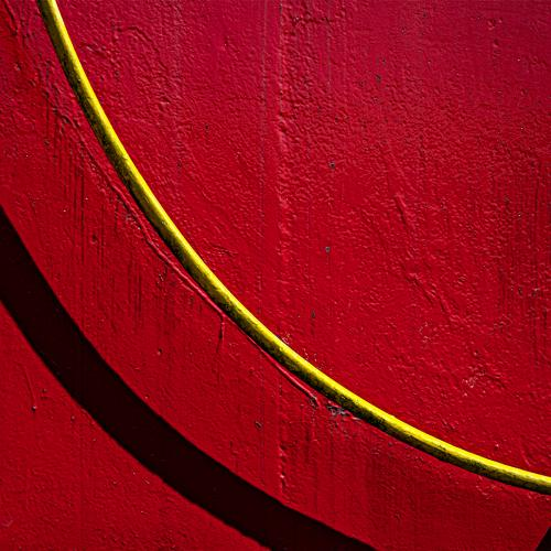 Caboose Detail by Randy A. Myers