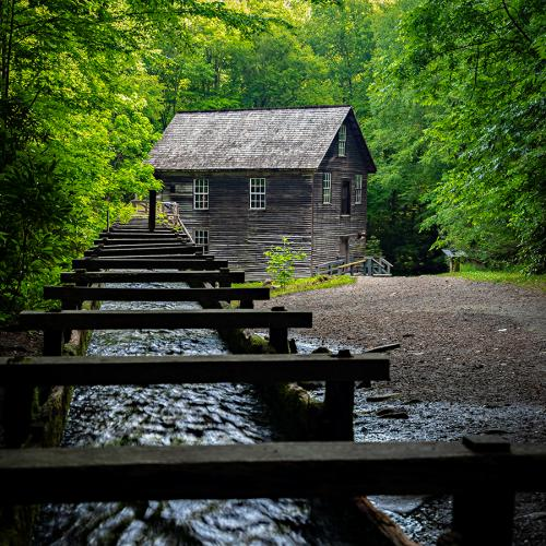 Mingus Mill by Randy A. Myers