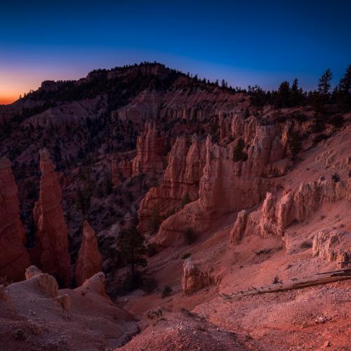 Fairyland Canyon by Ed