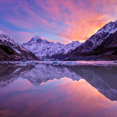 Mt Cook by Rob