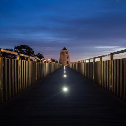 Follow The Lights by Daniel