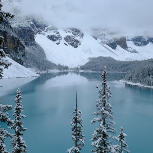 Stunning Moraine Lake by Johnny