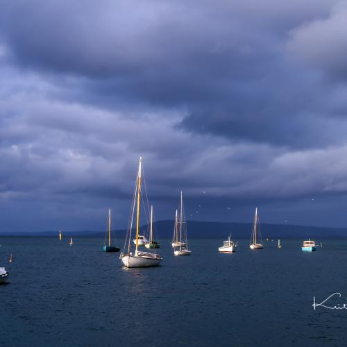 Storm Clouds by keith