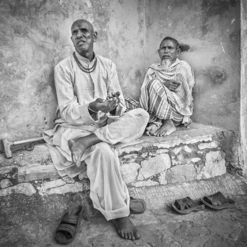 Religion of Hunger by Abhishek SenGupta