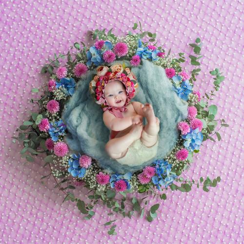 Spring baby by Katarzyna Soszka