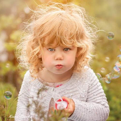 Little angel by Katarzyna Soszka