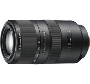 11 Top-Performance Features of the Sony 70–300mm f/4.5–5.6 Telephoto Zoom Lens
