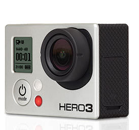 GoPro Hero3 Black Edition Digital Camera: For the Adventurer in All of Us!