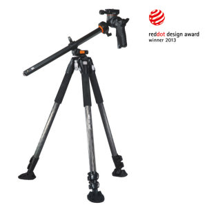 VanguardABEO Pro 283CGH: The Advanced Pro Tripod You Always Wished You Owned