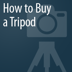 How to Select and Use a Table Top Tripod