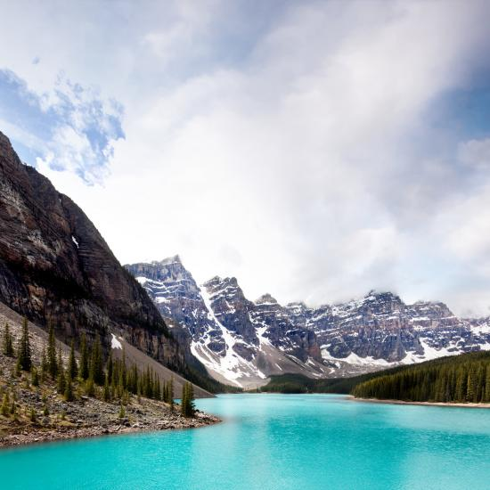 Banff: The Canadian Rockies' Year-Round Playground
