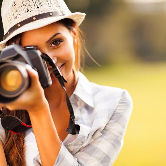 Beginner Photography—Steady Your Camera for Sharper Pictures